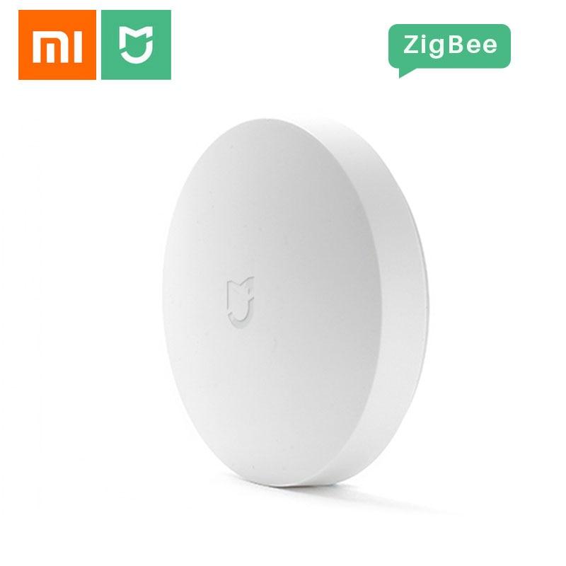 Xiao mi commutateur sans fil Intelligent pour Xiao mi Smart Home télécommande Center Intelligent multifonction dispositif fonctionne avec mi Home APP