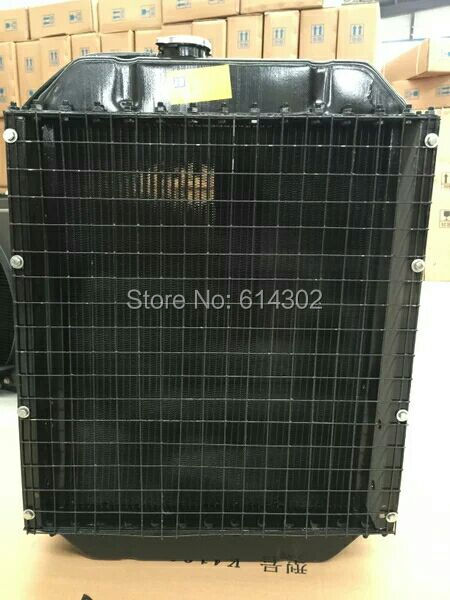 Proveedor de China weifang R4105D R4105ZD R4105P/C piezas de motor de serie diesel generador parte radiador para la venta