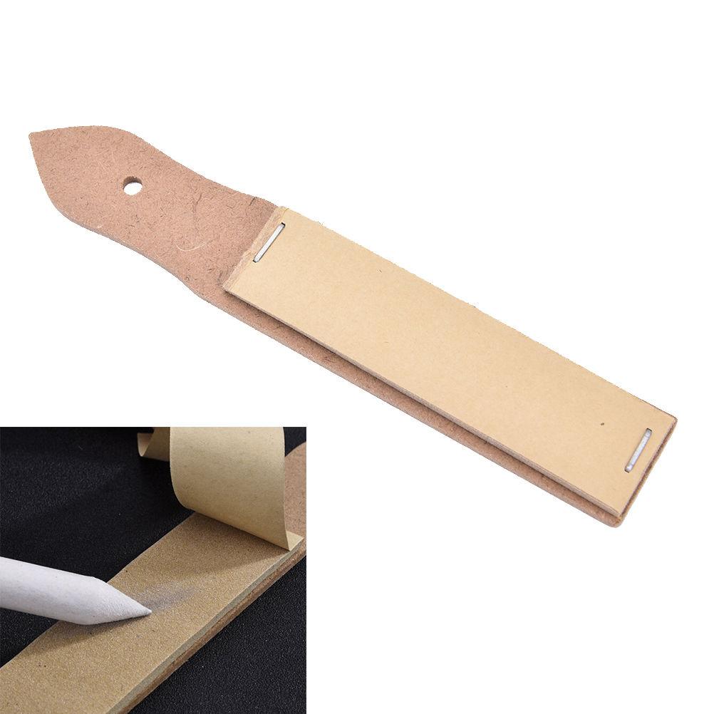 Художественная роспись наждачная бумага блок для карандаша заточка эскиз наждачная бумага карандаш указатель инструмент для рисования шк...