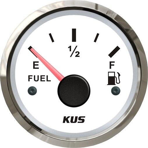 KUS DN52mm niveau de carburant   Blanc/noir 0-190ohm (PN KY10100 / KY10005)