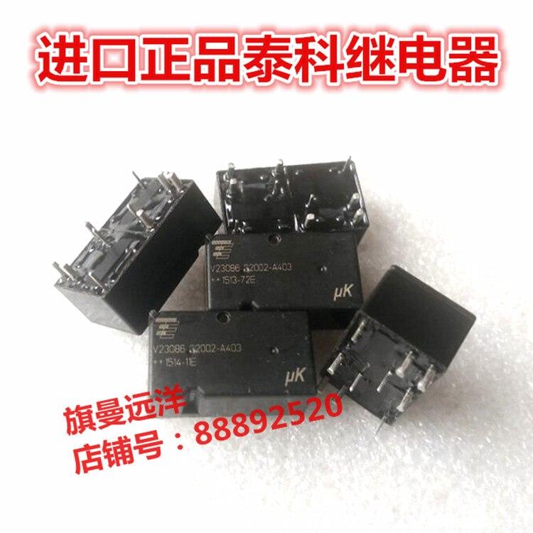 V23086-C2002-A403 10-pin komputer