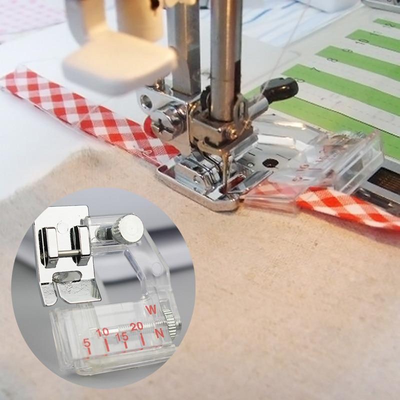 Prensador de carpeta ajustable para el hogar 2019 pies para máquinas de coser