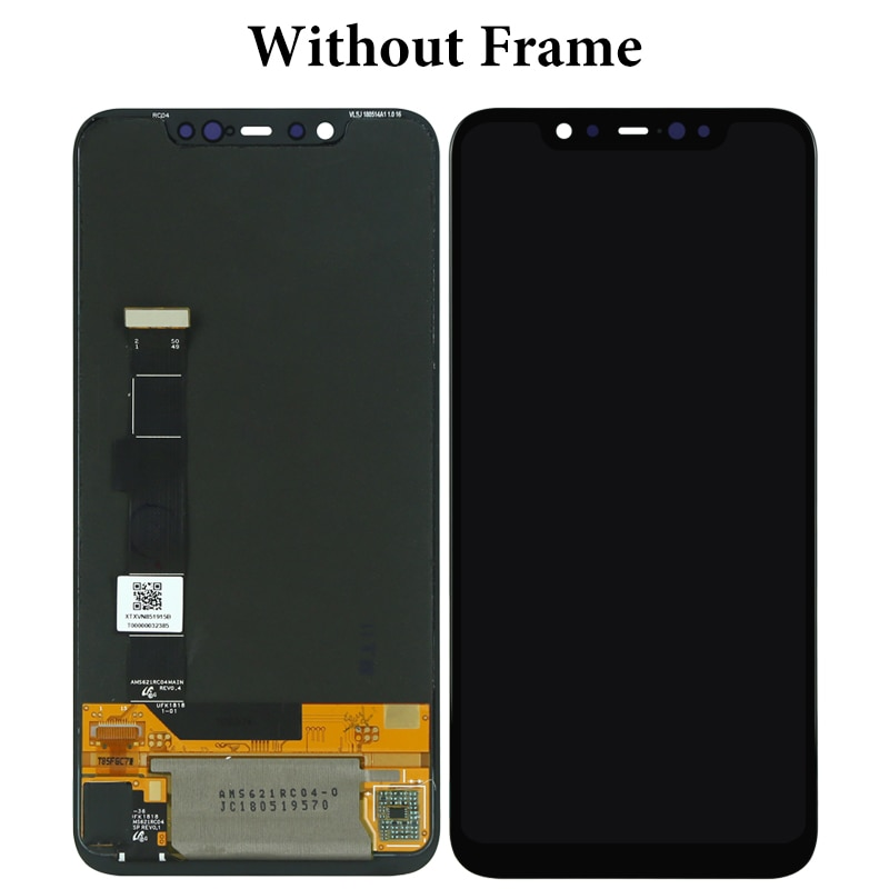 6.21' For Xiaomi Mi 8 Standard LCD Display With Touch Screen With Frame Assembly Standard Version For Xiaomi Mi 8 Standard LCD enlarge