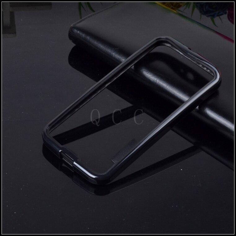 100% original New For Moto G XT1031 XT1032 Xt1033 XT1028 hybrid soft silicone rubber protective frame tpu Bumper case covers