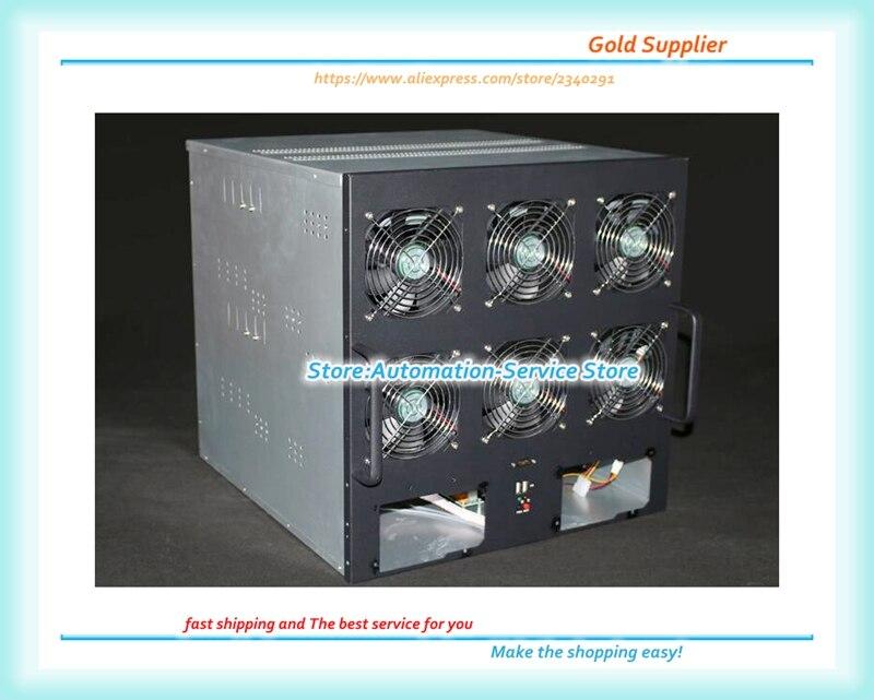 Шасси Zec 13 grap hics карта 14 gra phics карта и т. Д. 1210 gra phics карта 8 grap hics карта GPU шасси шахтный корпус Поддержка шкафа