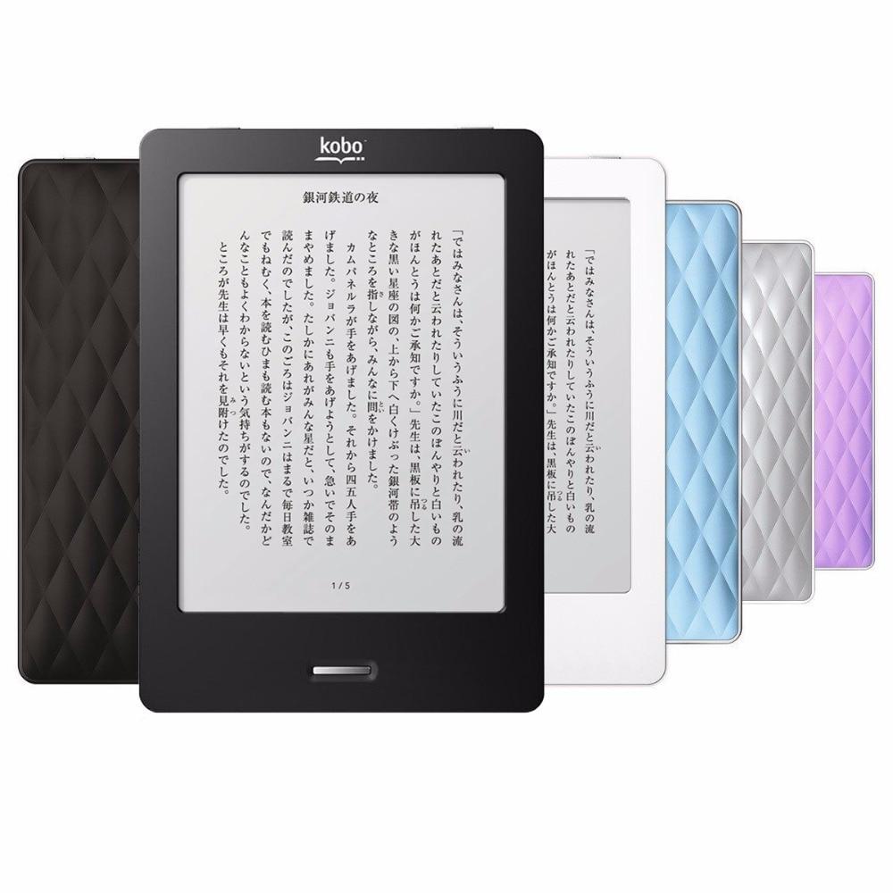 Kobo Touch eReader واي فاي 6 بوصة ث-2 GB N905-اختر 4 ألوان