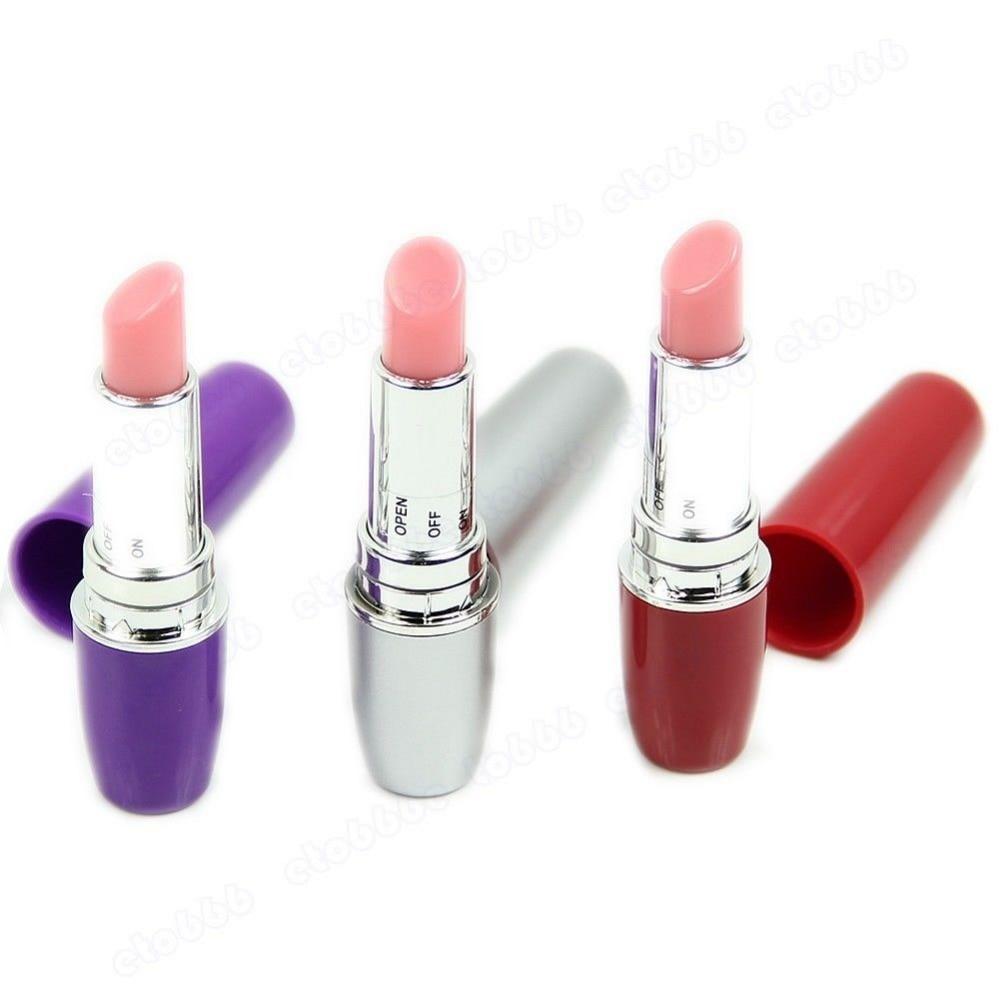 Vibrador multivelocidad consolador punto G masajeador femenino juguete sexual Mini labiales