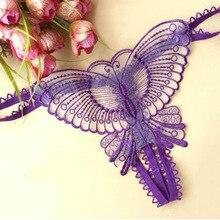 2017 femmes G String Sexy String Lingerie dentelle String sans couture slips culotte transparente culotte noir Tangas Bragas