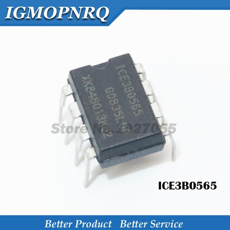 5 uds. ICE3B0565J DIP-8 3B0565J DIP ICE3B0565 DIP-8 3B0565 nuevo y original
