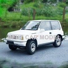 Scale 118 vitara escudo 자동차 모델 장난감 선물 컬렉션