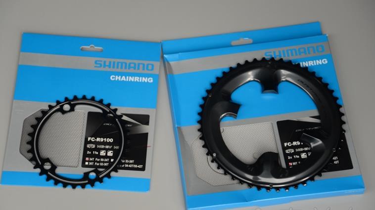 FC-R9100 chainring 11 s bicicleta de estrada da bicicleta corrente anel placa cárter r9100 9100 53t 52t 39t 36t 34t