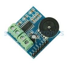 Mini PAM8403 3W Twee 2 Channel Way Dubbel Spoor Power Audio Versterker Module Volumeregeling Stereo Filterless