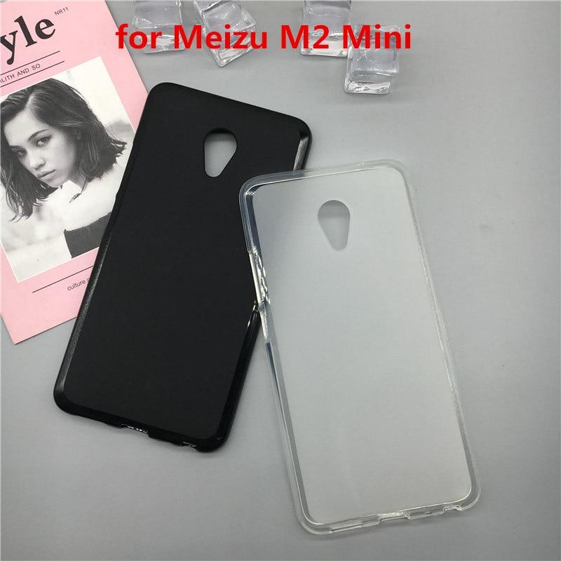 Funda de teléfono TPU Original Para Meizu M2 Mini, cubierta trasera de...