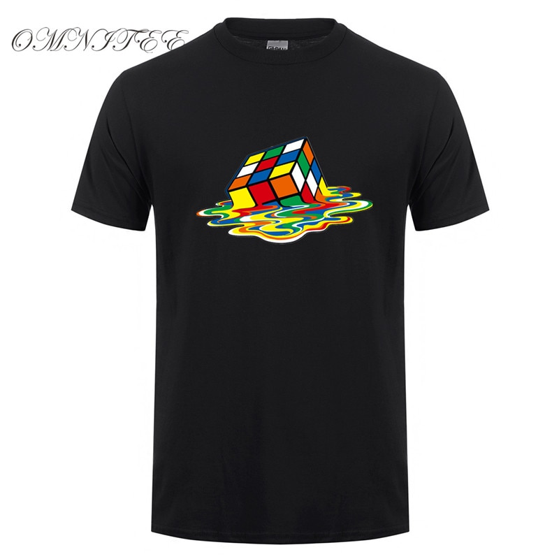Мужская футболка с коротким рукавом Sheldon Cooper, хлопковая Футболка с рисунком большого банга