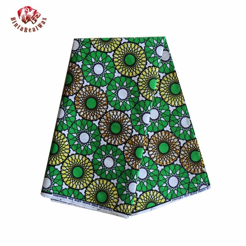 2020 venda quente 6 jardas tecido de algodão cera africano roupas cera cera africano cera para casamento dresspl275