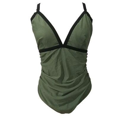 Maternal Swimwear Premaman One Piece Women 2021 Sport Swimsuit Plus Size Female Bathing Suit Beach Monokini Swim Wear Beachwear enlarge
