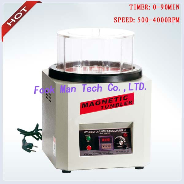 Jewelry tools and Equipment Extra Large Magnetic Tumbler 500g Magnetic Pins for free