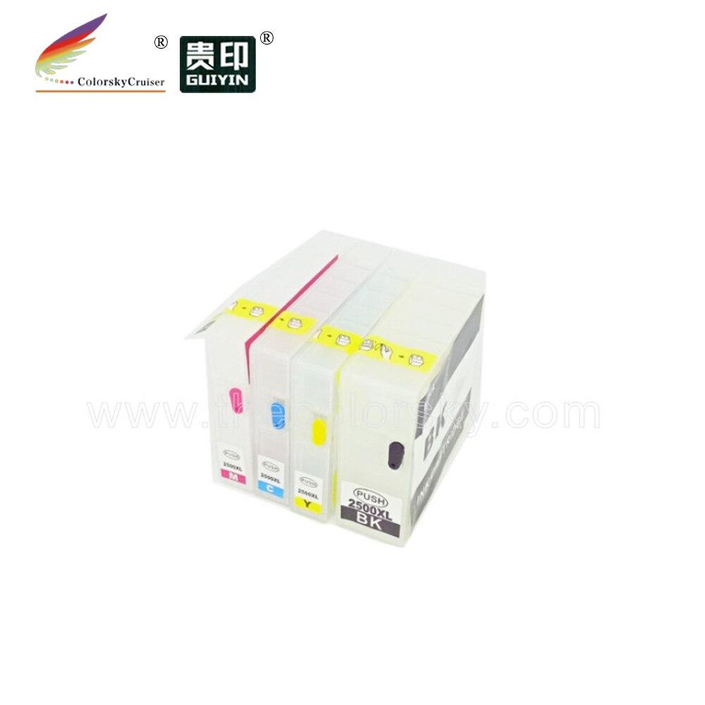 (RCC2400) إعادة الملء خرطوشة الحبر لكانون Maxify iB4040 MB5040 MB5340 IB 4040 MB 5040 5340 PGI-2400XL PGI2400XL PGI 2400XL