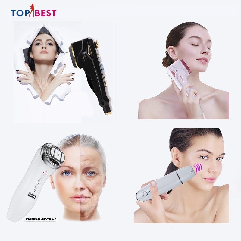 متعددة الوظائف تجديد شباب الوجه العناية بالبشرة رفع الوجه العناية بالبشرة مدلك صغير Hifu مكافحة التجاعيد تشديد جهاز