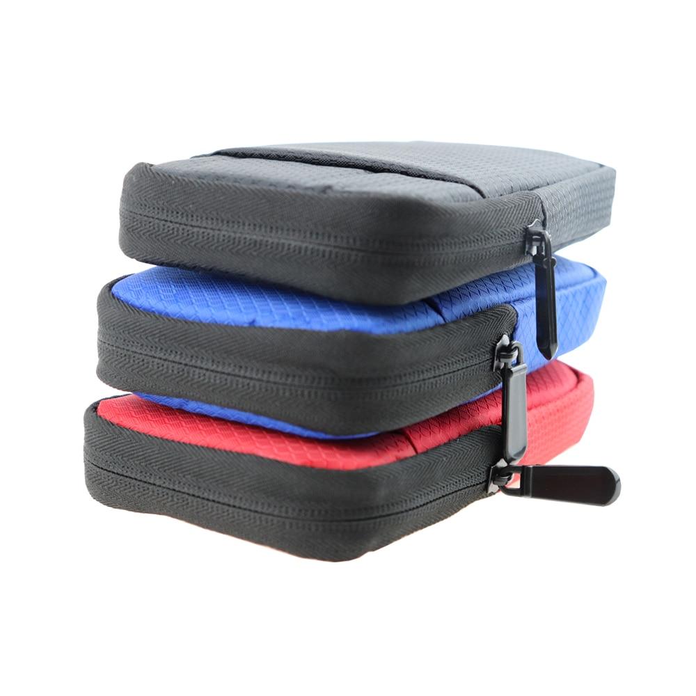 Ударопрочный 2,5-дюймовый портативный внешний жесткий диск, переносной дорожный Чехол для HDD SSD, сумка для хранения Seagate WD 1 ТБ 2 ТБ дисков