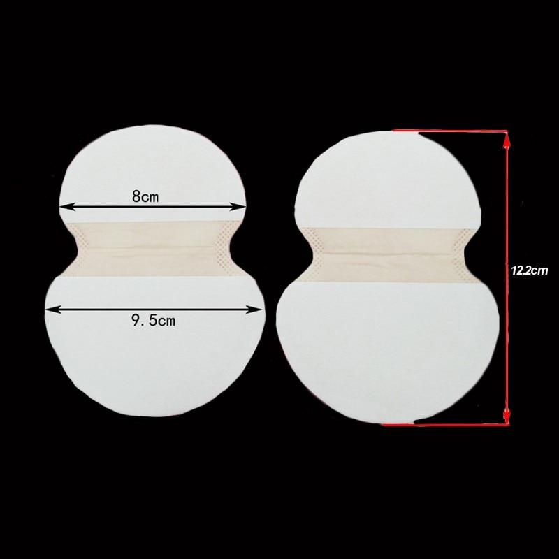 50 шт. (25 пар) одноразовые дезодоранты для подмышек от пота