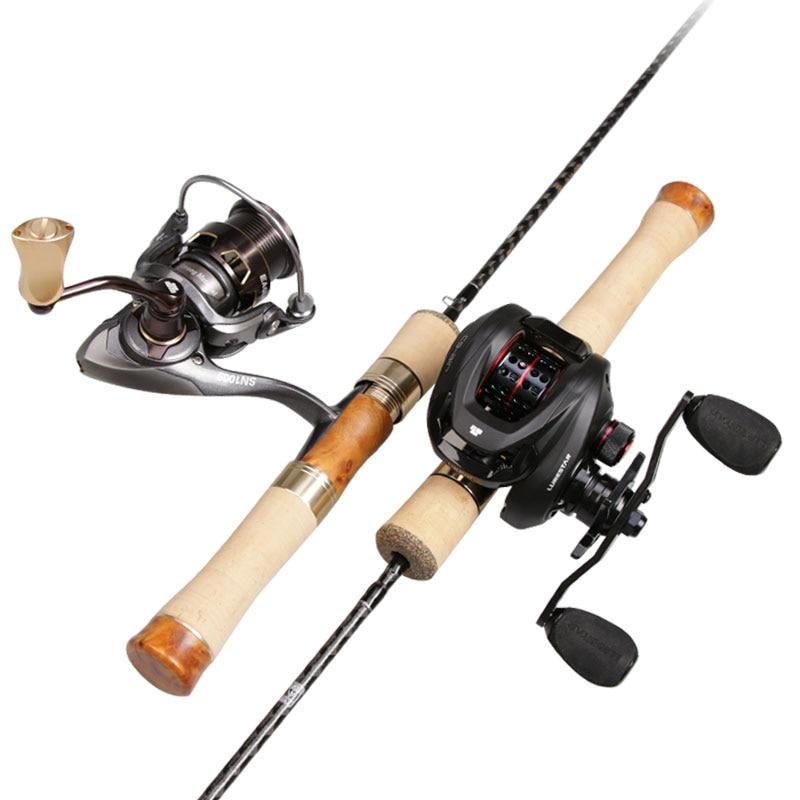 1.3/1.4m Lure Pole UL Ultra-soft High Strength Power Fishing Lure Rod High Carbon Fiber Spinning Rod UL/L Portable Casting Rod