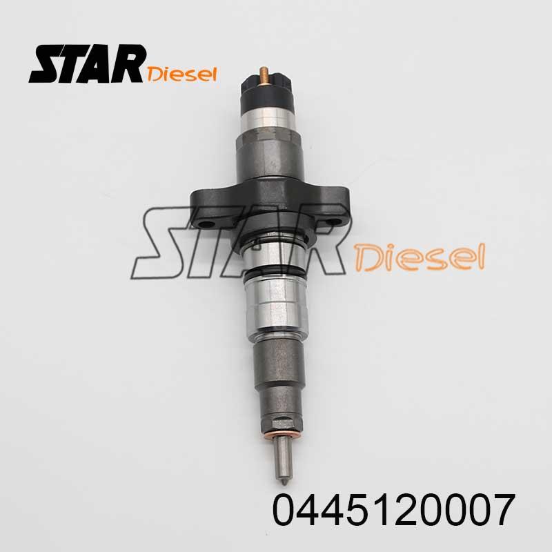 Inyector de combustible diésel Common Rail 1405332 pistola de combustible 2830224 chorro diésel 2897271 para Iveco EuroCargo 100 E 17 125 KW 09,00-08,03