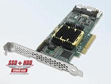 Carte SAS de contrôleur PCIe Adaptec RAID 5805 P/N ASR-5805 8 ports 3 Gb/s