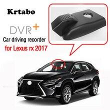 Nieuwe auto rijden recorder voor Lexus rx 2017 DVR Wifi Video Recorder Dash Cam Camera hoge kwaliteit nachtzicht volledige hd
