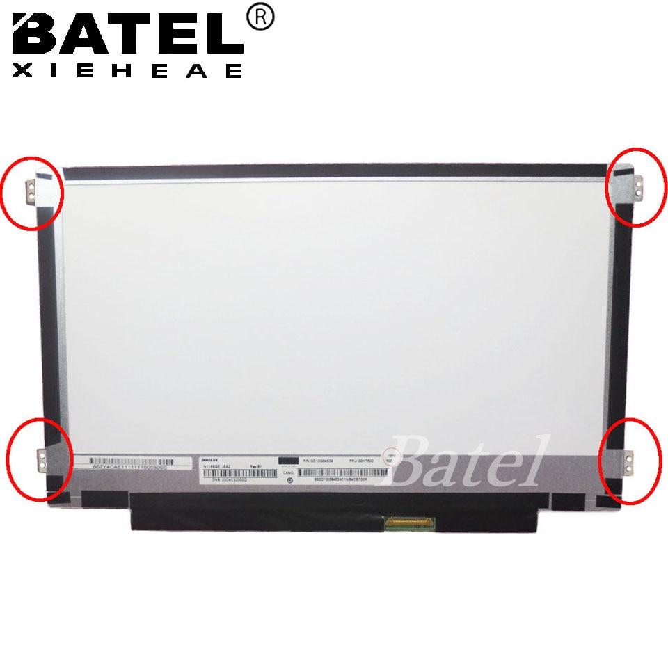 "Para Lenovo Ideapad 110 110s-11ibr pantalla 80WG pantalla 11,6 ""LED LCD de matriz nuevo 1366x768 30Pin de reemplazo"