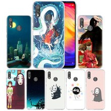 Totoro Chihiros Ghibli Fall für Xiaomi Redmi Hinweis 8 8T 7 9S 9 K30 Pro Zoom Mi 9T A3 CC9 10 Lite 5G Poco X2 F1 Harte PC Abdeckung