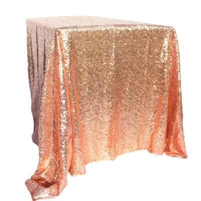 Boda oro plata brillante lentejuelas mantel de mesa para Banquete de Hotel mantel de mesa