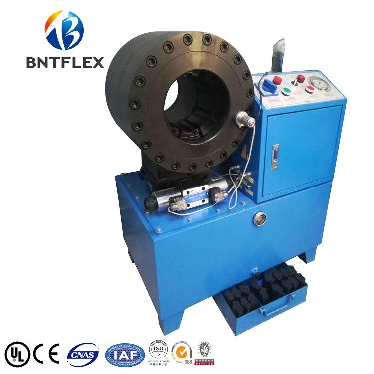 Máquina de prensado de manguera hidráulica de 3 pulgadas de buena calidad de China