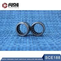 SCE188 Bearing 28.575*34.925*12.7 mm ( 5 PC ) Drawn Cup needle Roller Bearings B188 BA188Z SCE 188 Bearing