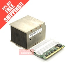 Для IBM CPU upgrade kit X3650 X3400 X3500 сервер VRM + радиатор 39Y7298
