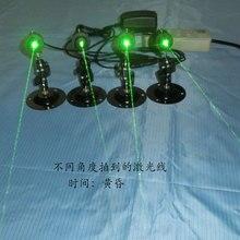 Laser vert pour salle de cycle long   module laser vert 532nm 50mW/transparent/laser vert industriel 50mw