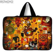 New Fashion Universal Soft Neoprene Laptop Sleeve Case Netbook Bag Pouch Cover for  10.1 11.6 12 13