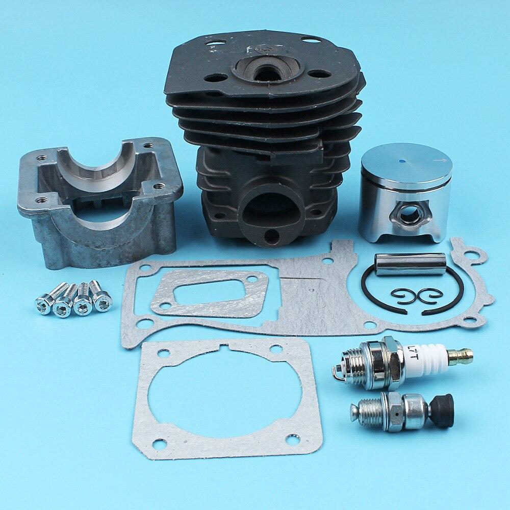 engine 4bd1t full gasket kit for hitachi ex120 2 ex120 3 excavator 44mm Cylinder Piston Engine Pan Gasket Valve Kit For Husqvarna 340 350 345 Chainsaw Decompression Valve Carb Gasket