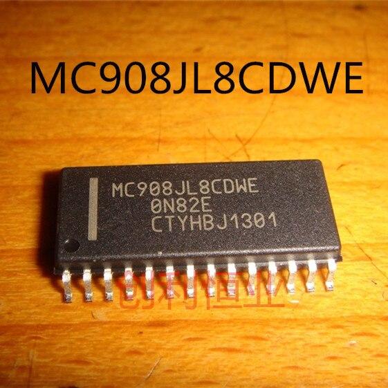 Envío Gratis 20 unids/lote MC908JL8CDWE MC908JL8 SOP-28 nuevo stock