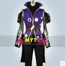 Sengoku Basara3 Utage samouraï guerriers Ishida Mitsunari homme et femmes Cos Anime Cosplay Costume uniformes vêtements