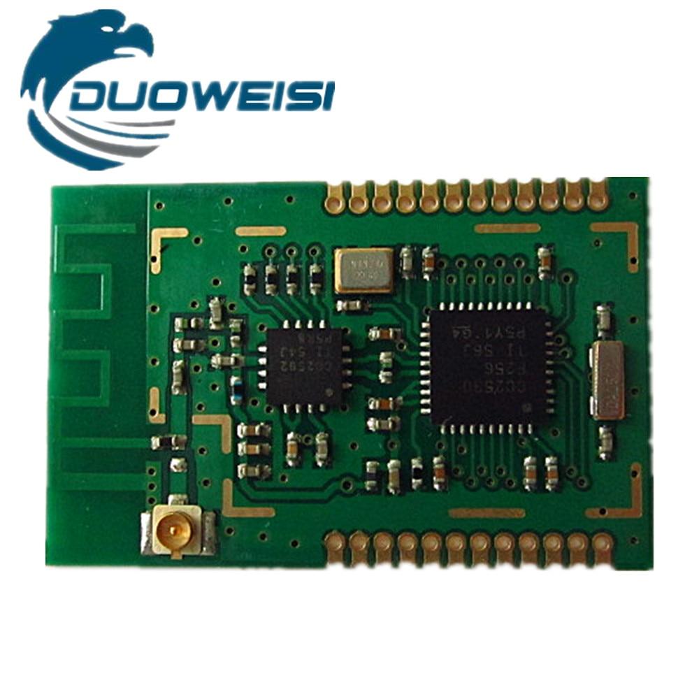 Módulo CC2530 PA CC2592 Chip Zigbee módulo inalámbrico
