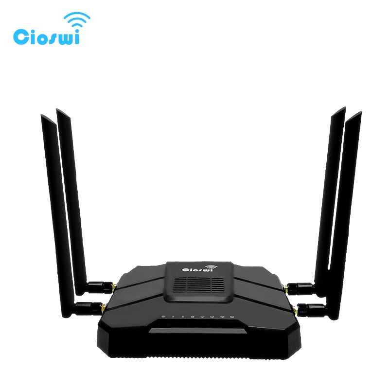 openwrt wifi router gigabit support vpn pptp l2tp 1200mbps 2 4ghz 5ghz usb 3 0 port 3g 4g router with sim card slot access point Gigabit openWRT WiFi Router With SIM Card Slot 1200Mbps 2.4G/5GHz 256MB Dual Band 4G LTE 3G Modem Router Wireless Repeater
