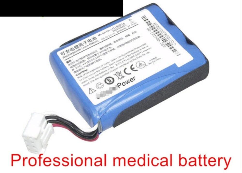 Alta calidad para MINDRAY LI13S001A 3ICR18/65 BeneHeart R3 Vital Signs Monitor batería