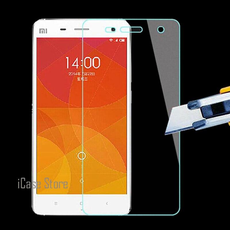 Nuevo 2.5D 0,26mm 9 H teléfono móvil duro frontal templado vidrio templado Cristal Verre para Xiaomi Xioa mi xiaomi mi 5/mi 5 Pro