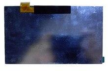 7 pulgadas HD 1024X600 resolución 97mm LCD (W L T 97X163X2,6) 30PIN MIPI LCD para a G700 3g tablet