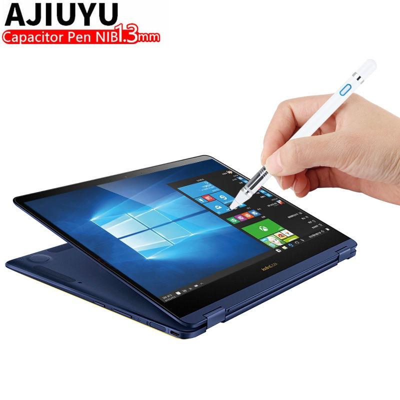 Active Stylus Pen Capacitive Touch Screen For Asus ZenBook 3F VivoBook Flip UX370UA TP410UA TP301UA TP461UA Laptop Computer Case