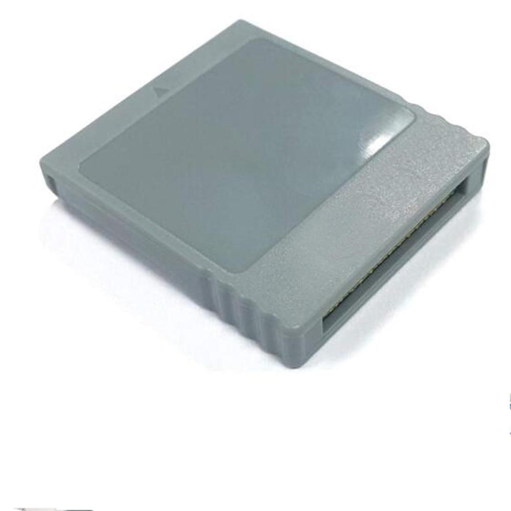 Para Nintendo Gamecube para GC SD tarjeta de memoria Stick Adaptador convertidor...