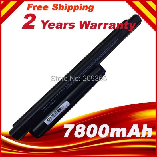 7800mAh 9 celdas batería para sony vaio bps26 VGP-BPL26 VGP-BPS26 VGP-BPS26A SVE141 SVE14A SVE15 SVE17 VPC-CA VPC-CB VPC-EG VPC-EH
