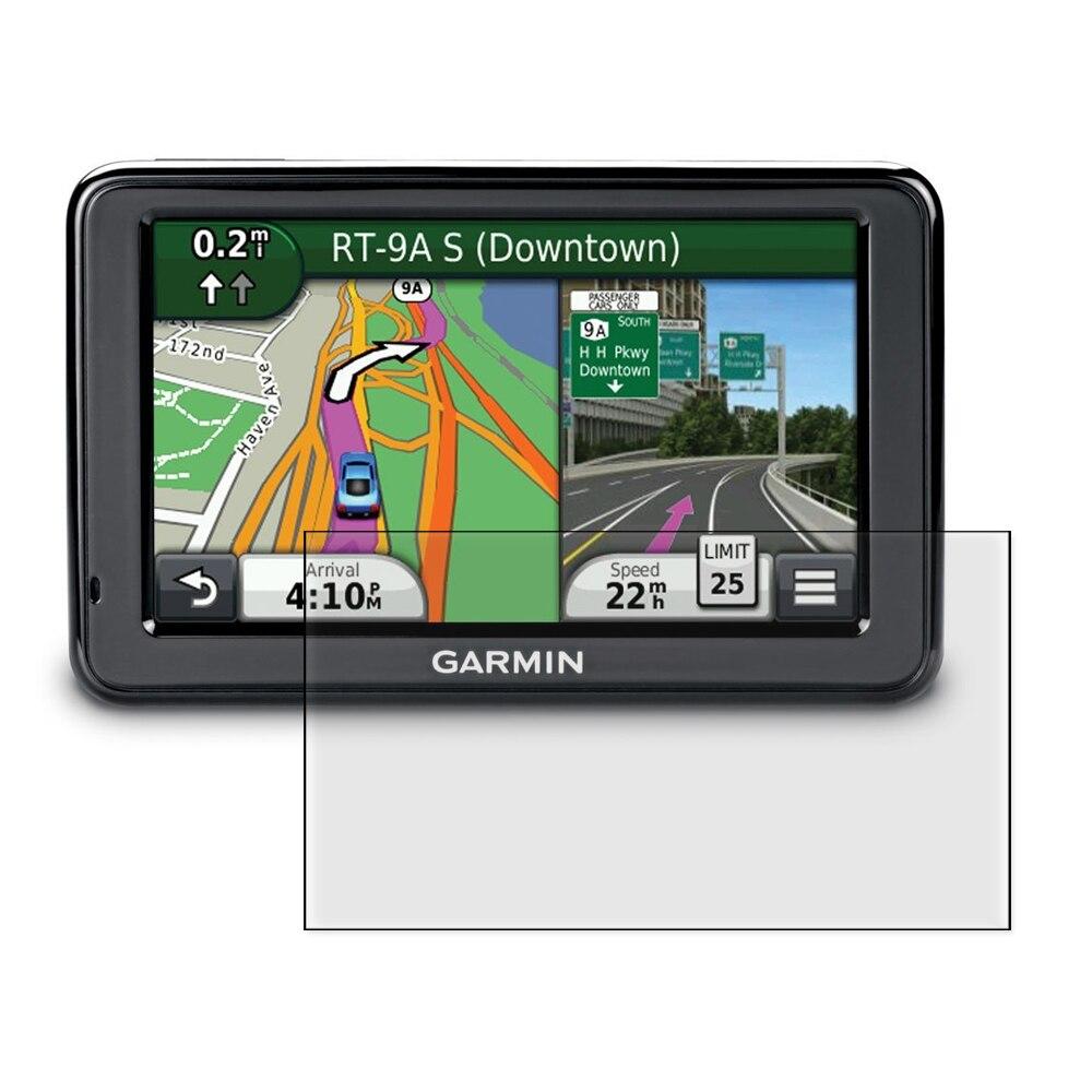 "3x Anti-Scratch Limpar Tela LCD Escudo Protetor Film para Garmin Nuvi 2455 2455LM 2455LMT 2455LT 4.3 ""GPS"