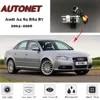 AUTONET – caméra de recul à Vision nocturne HD pour Audi A4 S4 RS4 B7 2004 – 2008/caméra de plaque d'immatriculation
